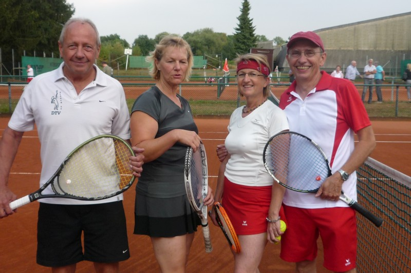 Mixed 50/60 - Sieben / Hellmanns  ./. Sandmeyer / Sandmeyer